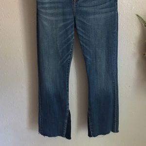 Stretchy jeans